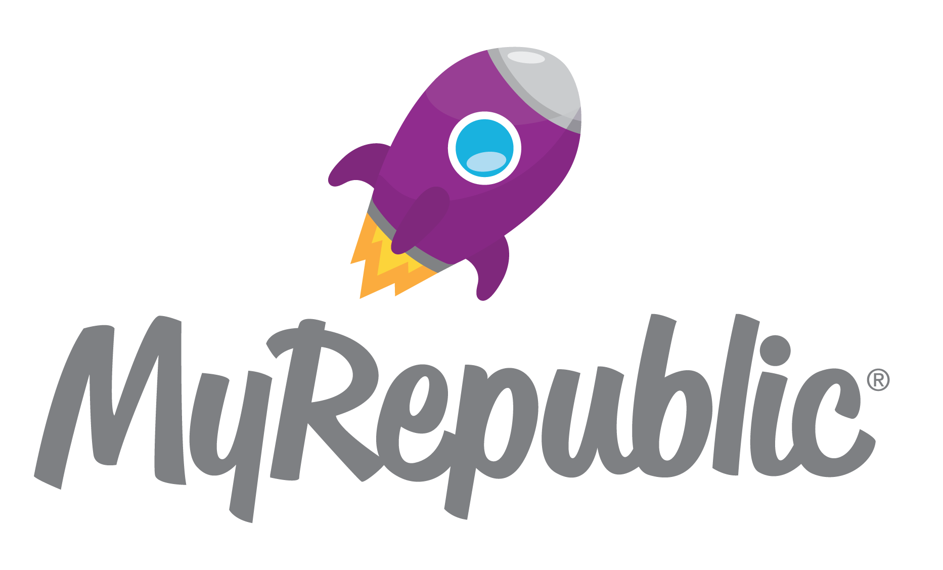 MyRepublic Full colour 4c logo vertical grey 1